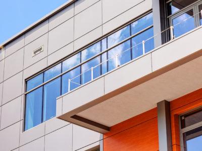 Sistemi di rivestimento esterno per facciate
